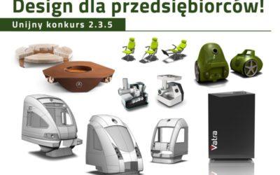 Dofinansowanie – Design dla przedsiębiorców – Inteligentny Rozwój