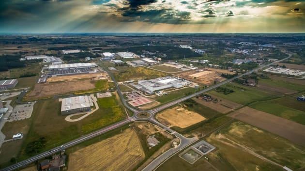 Dofinansowanie: Kompleksowe przygotowanie terenu inwestycyjnego – RPO Łódzkie